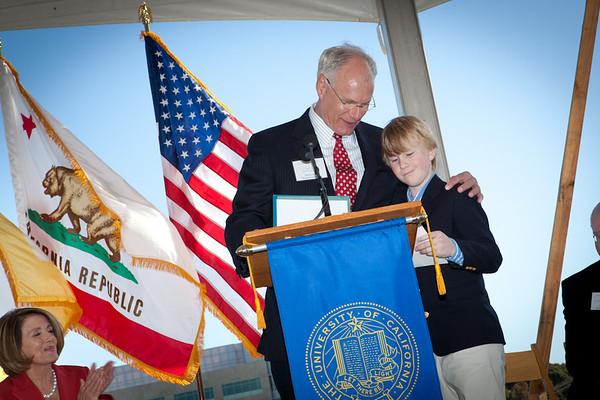 UCSF Groundbreaking Ceremony 2010