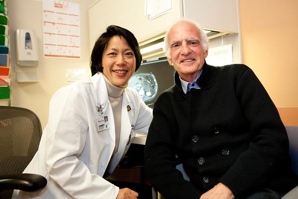 Dr. Alisa Yee with Patient 02.08.13