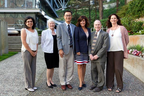 Academy of Medical Educators Celebration 09.23.13