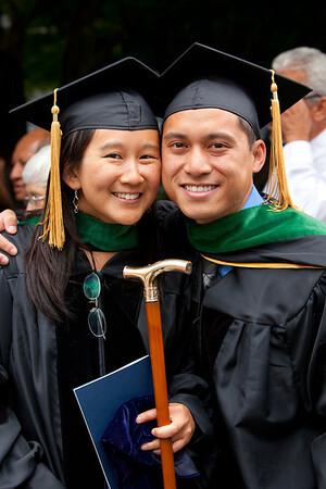 UCSF Graduation 2012