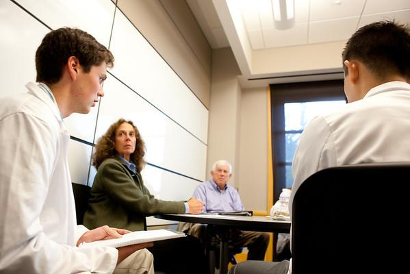 UCSF School of Med: Mentoring Session