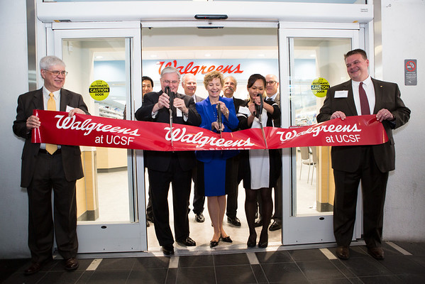 WALGREENS Reception & Opening 02.25.14