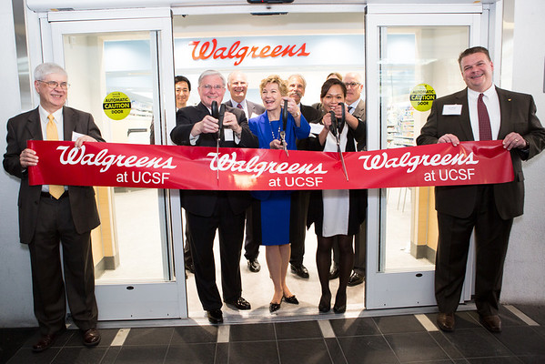Walgreens Opening Pharmacy School Event: 02.25.14
