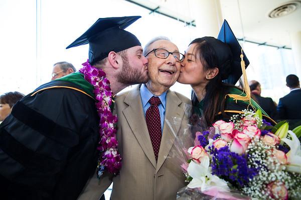 UCSF School of Medicine Graduation 2017