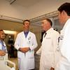 RN Giancarlo Edrosolo w/ Geoff Latham, Michael Gropper, and Tom Farley