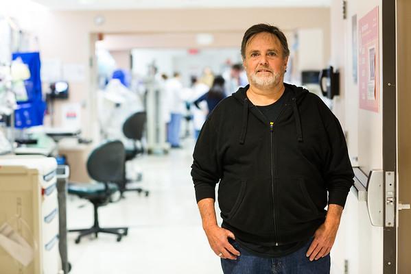 Delirium: UCSF ICU Patient Jim Banta 1.22.16