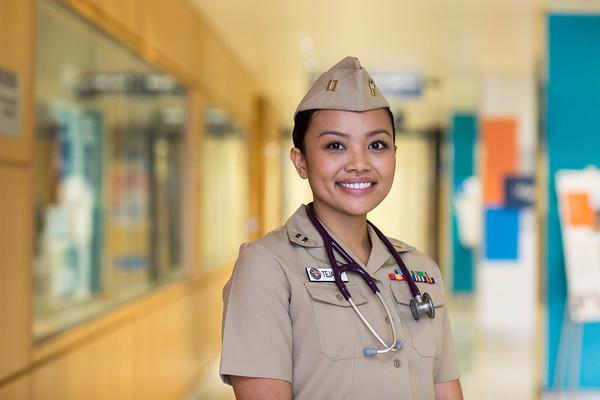 Maria Tejada: Navy Nurse  1.05.18
