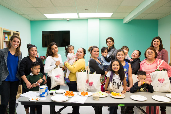 Southeast Families United Family Childcare Center Nutrition Class 2.6.17