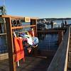 Life Jacket Loaner station-Orcas Landing- psm
