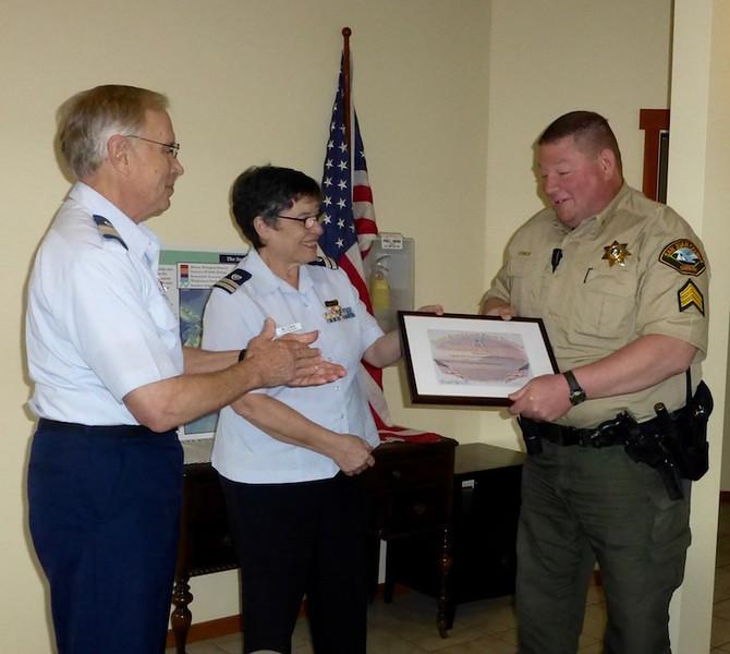 FL11 islands detachment- honor marine deputy-psm