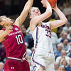 F:\DPF\Tuesday Sports\UConn Women's Basketball vs. South Carolina  #1292 February 13, 2017.jpg\UConn #33/Michael Zaritheny