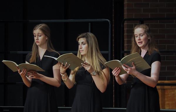 UConn Choirs - Alleluia Concert - April 2016