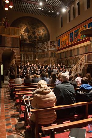 UConn Choirs Europe Tour 2016