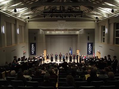 UConn Choirs at Avery Point Fall 2016