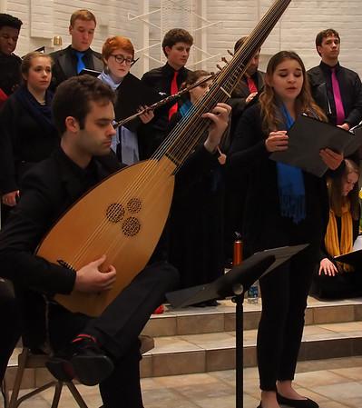UConn Collegium Musicum - Mind your Manner(ist)s   April 2017