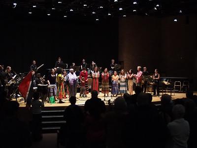 UConn Earthtones & Steel Pan Ensemble - Music of Trinidad & Tobago