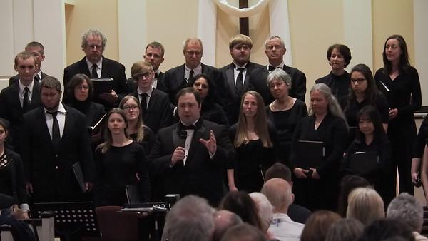 UConn Festival Chorus - French Requiem Concert