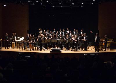 UConn Symphonic Band 10-20-15