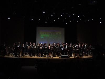 UConn Symphonic Band Dec. 2016