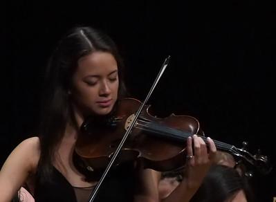 UConn Symphony Orchestra Dec. 2016