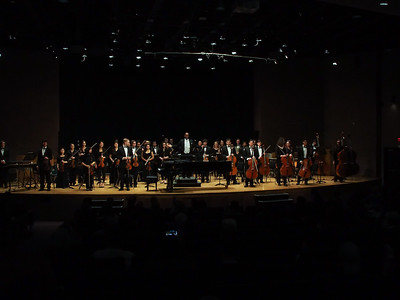 UConn Symphony Orchestra - Star Cross Lovers - Gadeliya - piano