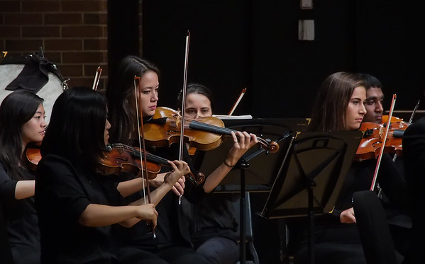 UConn Symphony Orchestra October 2016