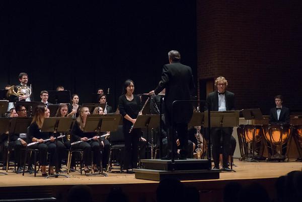 UConn Wind Ensemble  10-15-15