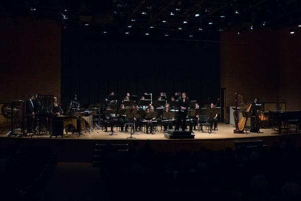 UConn Wind Ensemble - COLORS