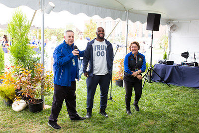 UD Vs William and Mary Football President's Tailgate