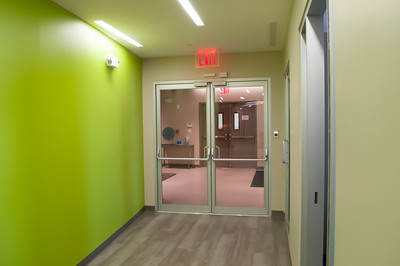 Main Entrance & Exit to and from Working Space (8-8-16)