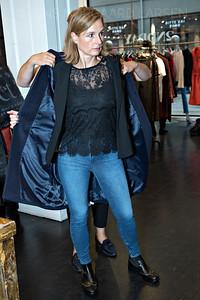 Shopping med Christina Wedel