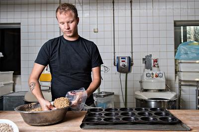 Bagermester Mads Johansen