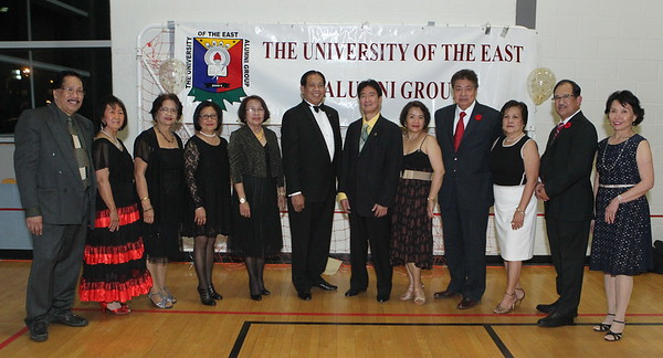 UE Dinner Dance and Induction of Officers