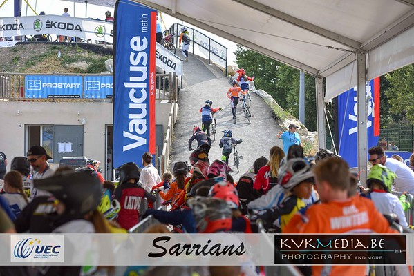 UEC Sarrians   -13yr (motos + 1/8 Final)
