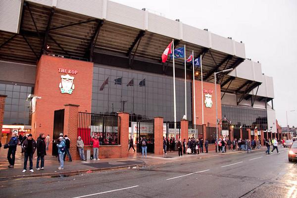 Champion's league Uefa Liverpool FC vs Olympique Lyonnais