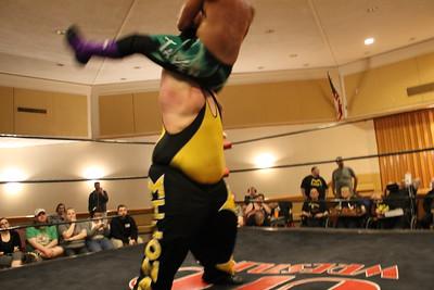 UFO Wrestling April Vacation April 22, 2015