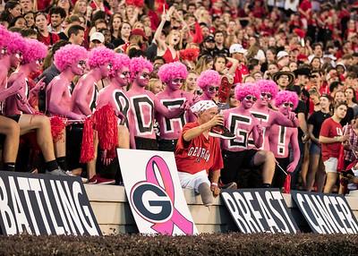Georgia fans