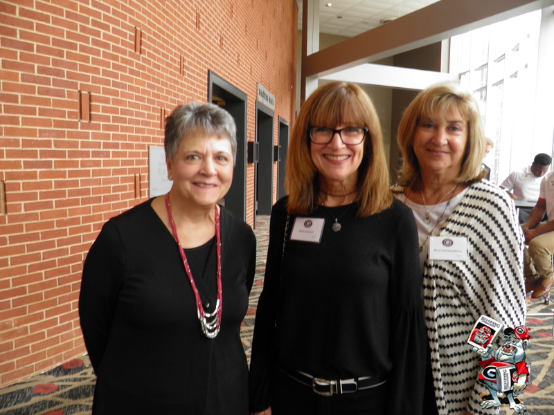 Mary Garrison, Helen Castronis, Mary Castronis-Jeffcoat