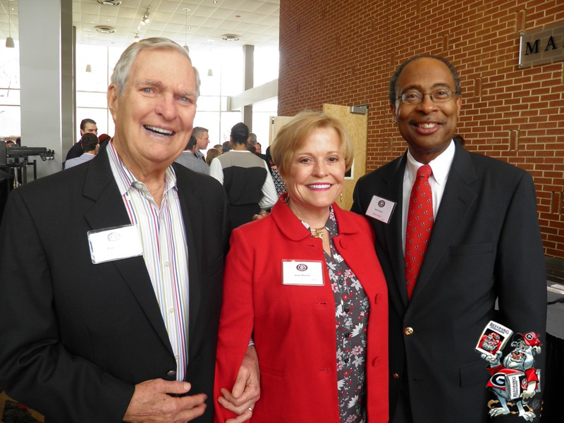 Paul Martin, June Martin, Judge Steve Jones