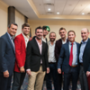 2018 Men's Tennis Awards Banquet - November 20, 2018 - Photo by Julie Osborn