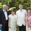 Bill and Nina Herrington, Mark and Betsy Ellison