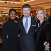 Dominique Holloman, James Gates, Meredith Johnson