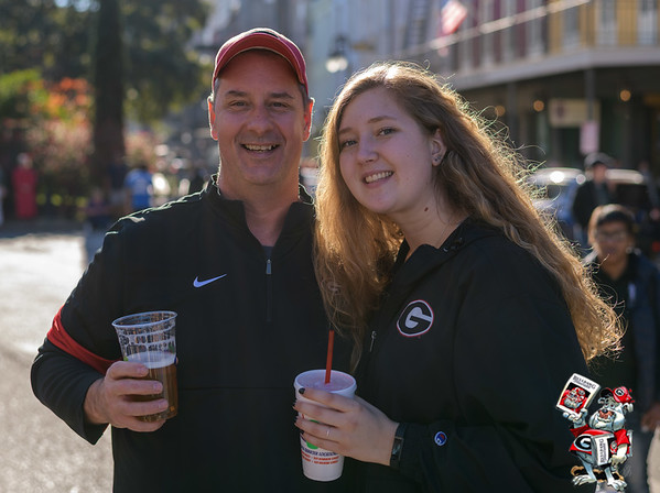 2020 Sugar Bowl Fan Photos: Georgia 26 - Baylor 14