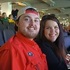 Anthony Maxwell and Julie Chonfelt from McDonough, GA