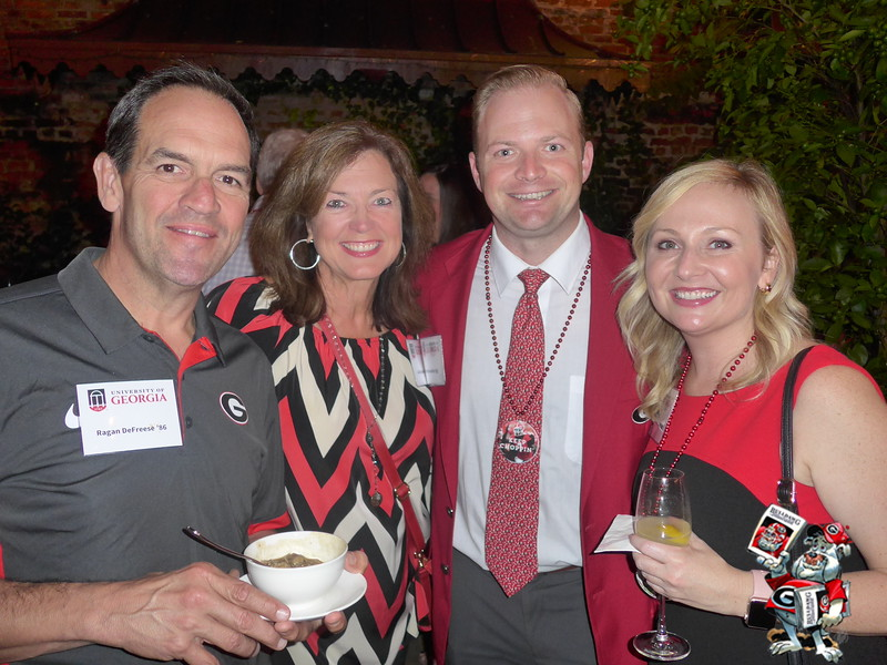 Alumni Party in New Orleans