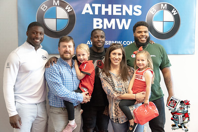 Athens BMW - Sony, Roquan and Isaiah