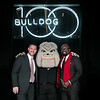 George Azih (CEO), Hairy Dawg and Chris Ramsey (Chief Revenue Officer) of LeaseQuery, the #1 fastest growing business among UGA-owned businesses