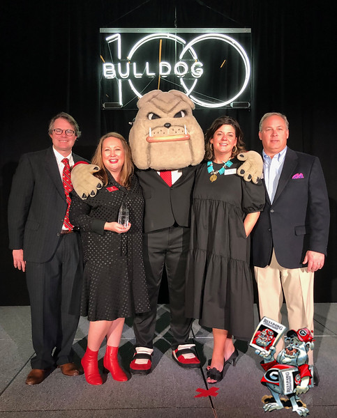 Vance Leavy, Cheri Leavy, Hairy Dawg, Whitney Long, Victor Long