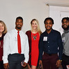 Allison Yeomans, Brian Herrien, Mary Cameron Yeomans, Tyrique McGhee, Tyler Simmons