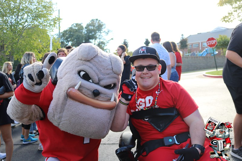Bulldogs and Buddies Event